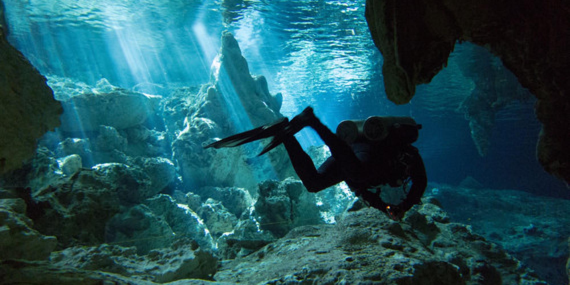 Cavern Diver The Dive Shop