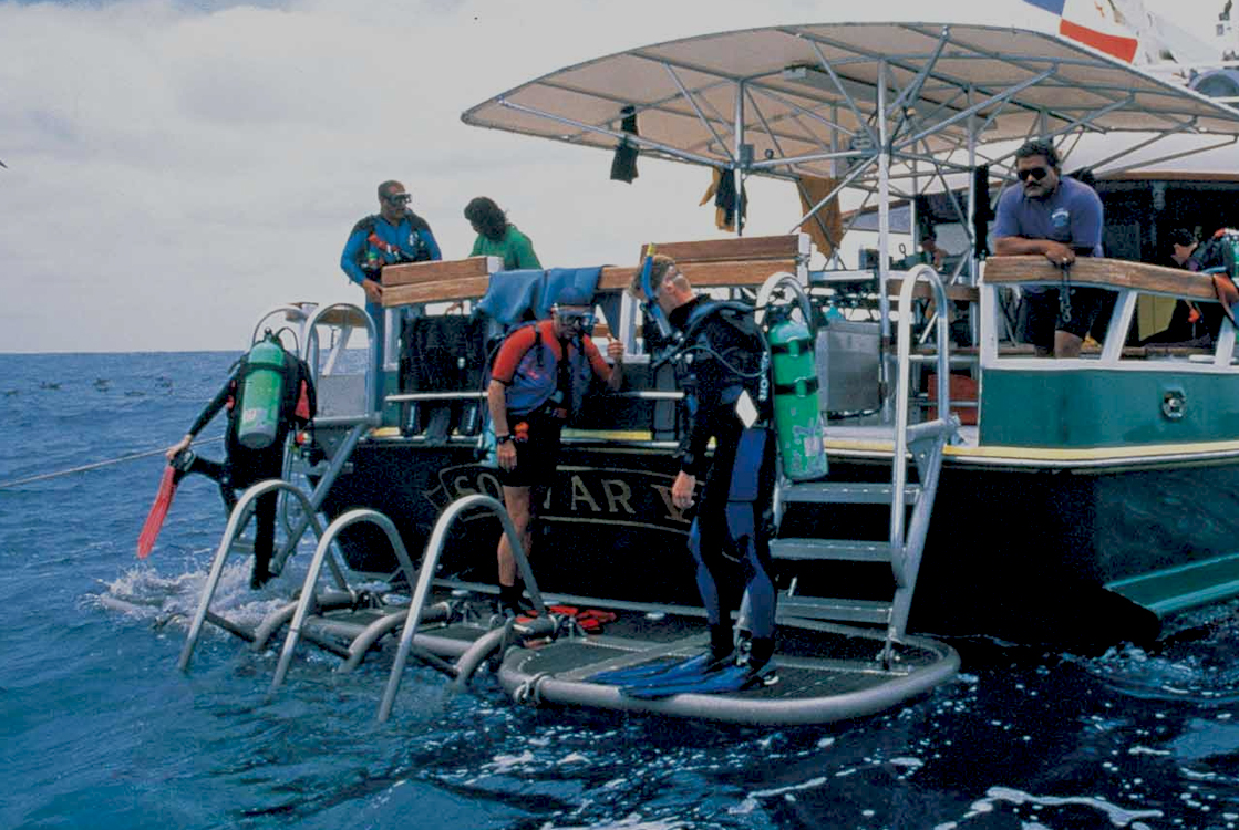 The Dive Shop: GREAT WHITE CAGE DIVE Sept 26-30, 2017